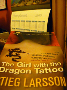 0238 | The Girl with the Dragon Tattoo | Larsson