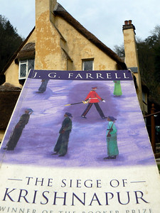 0254 | The Siege of Krishnapur | J. G. Farrell | 91%