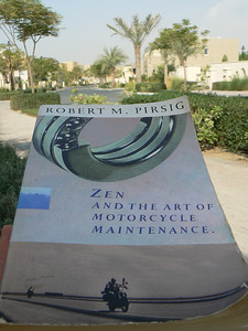 0205 | Zen and the Art of Motorcycle Maintenance